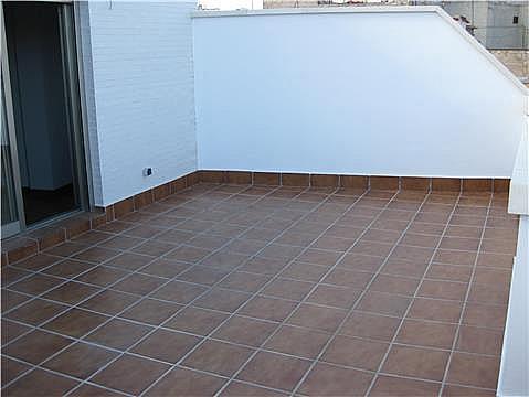 Ático-dúplex en alquiler en calle Carmen, El Carmen en Murcia - 331021624