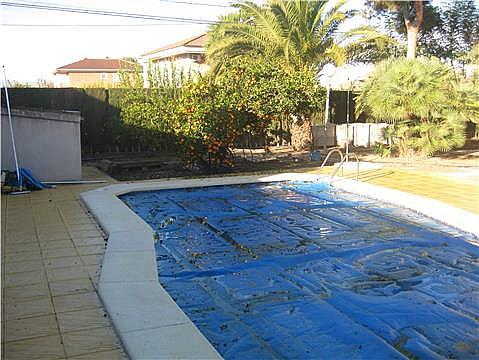 Casa en alquiler en calle Camino de Faustino, Murcia - 160475311
