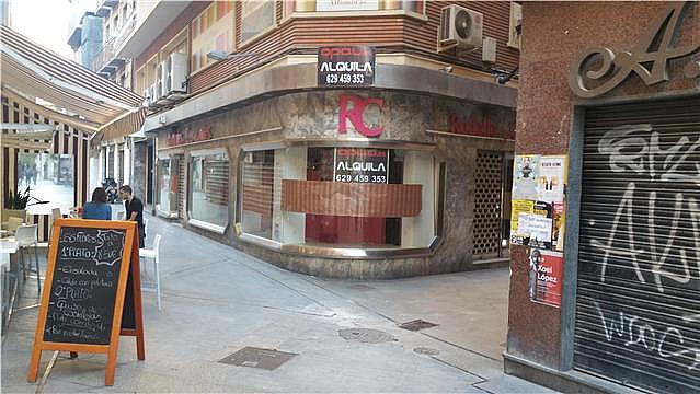 Local comercial en alquiler en calle Santa Isabel, San Pedro en Murcia - 220034121