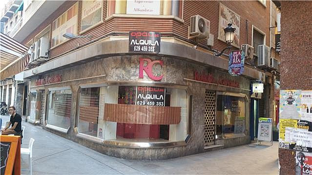 Local comercial en alquiler en calle Santa Isabel, San Pedro en Murcia - 220034125