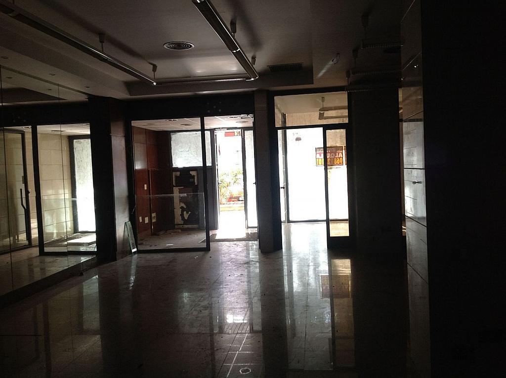 Local comercial en alquiler en paseo Alfonso XIII, Ensanche en Cartagena - 342648721