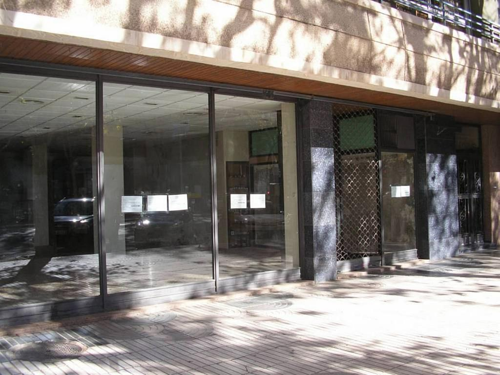 Local comercial en alquiler en paseo Alfonso XIII, Ensanche en Cartagena - 342648727