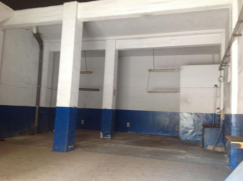 Local comercial en alquiler en calle Floridablanca, El Plan en Cartagena - 342648868