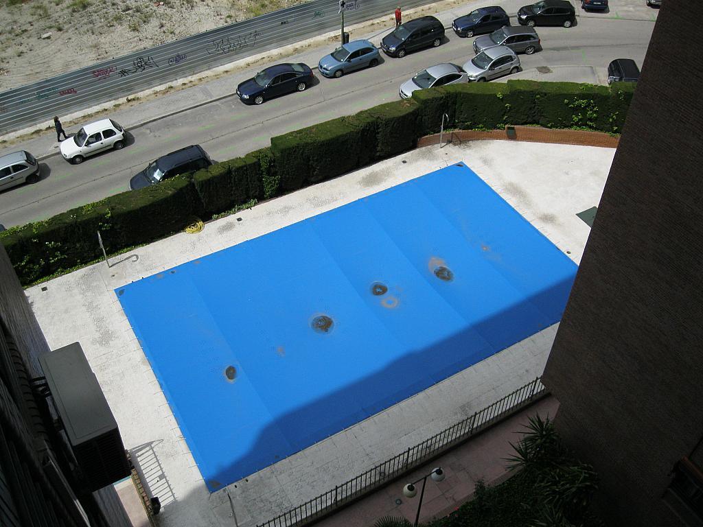 Piscina - Piso en alquiler en calle Federico Moreno Torroba, Pacífico en Madrid - 278573197