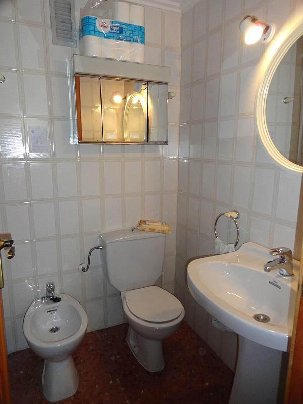 Baño - Piso en alquiler en calle Devesa, Playa de Gandia en Gandia - 138243271