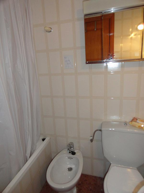 Baño - Piso en alquiler en calle Devesa, Playa de Gandia en Gandia - 138243273