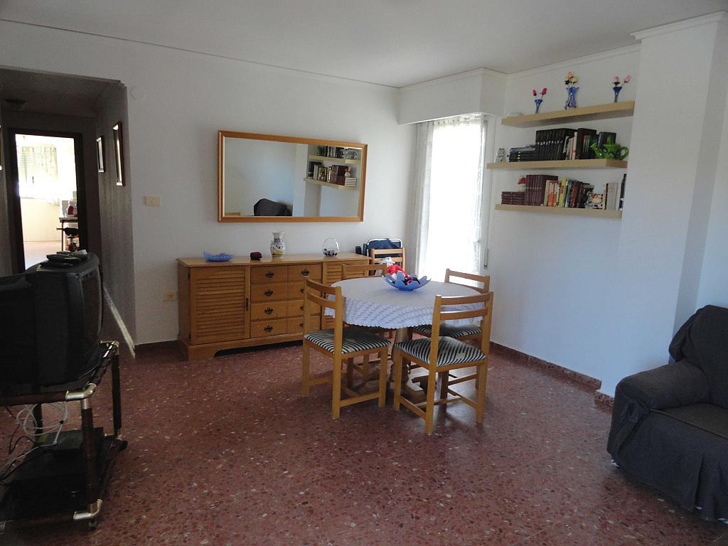 Comedor - Piso en alquiler en calle Devesa, Playa de Gandia en Gandia - 138243280