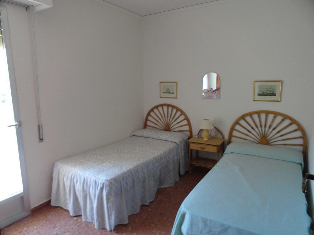 Dormitorio - Piso en alquiler en calle Devesa, Playa de Gandia en Gandia - 138243283