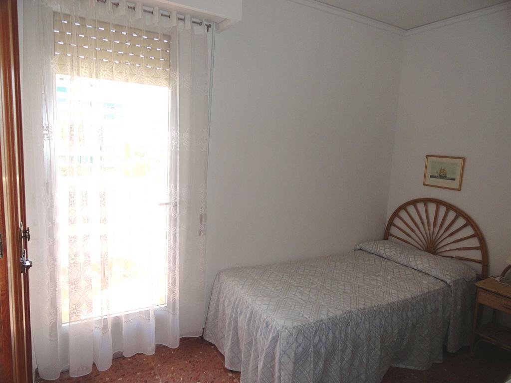 Dormitorio - Piso en alquiler en calle Devesa, Playa de Gandia en Gandia - 138243289