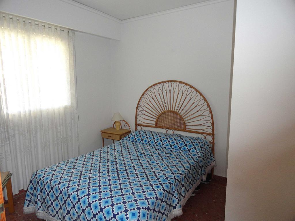 Dormitorio - Piso en alquiler en calle Devesa, Playa de Gandia en Gandia - 138243305