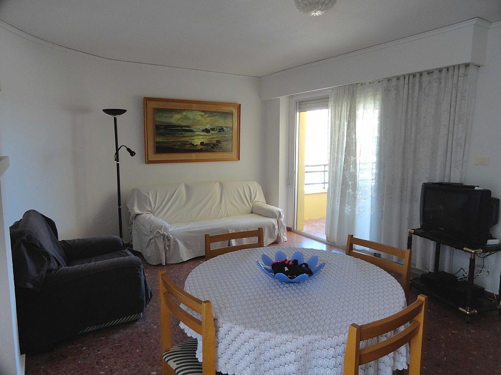 Salón - Piso en alquiler en calle Devesa, Playa de Gandia en Gandia - 138243322