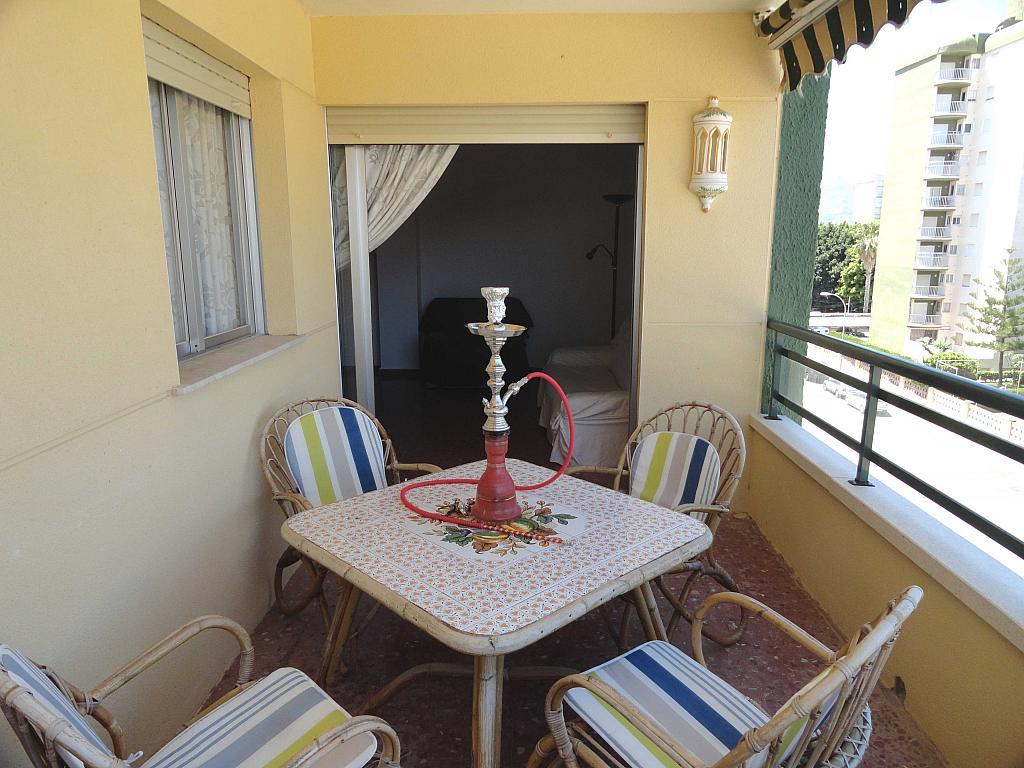Terraza - Piso en alquiler en calle Devesa, Playa de Gandia en Gandia - 138243330