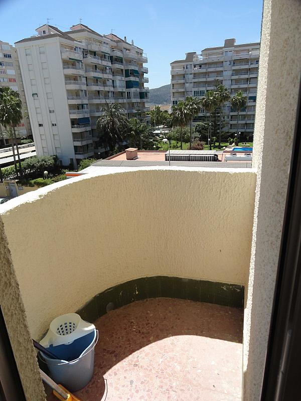 Terraza - Piso en alquiler en calle Devesa, Playa de Gandia en Gandia - 138243337