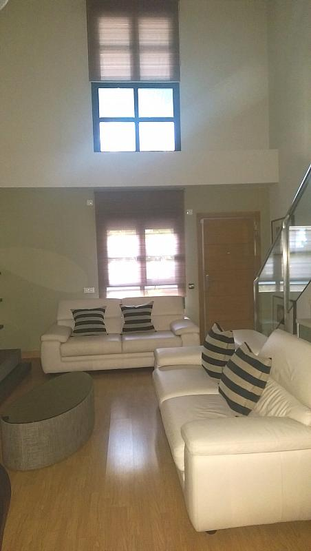 Salón - Piso en alquiler en calle Ensanche de Vallecas, Ensanche de Vallecas en Madrid - 203854971