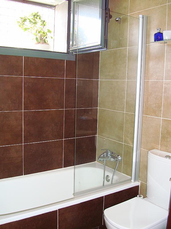 Baño - Piso en alquiler en calle Ensanche de Vallecas, Ensanche de Vallecas en Madrid - 203854974