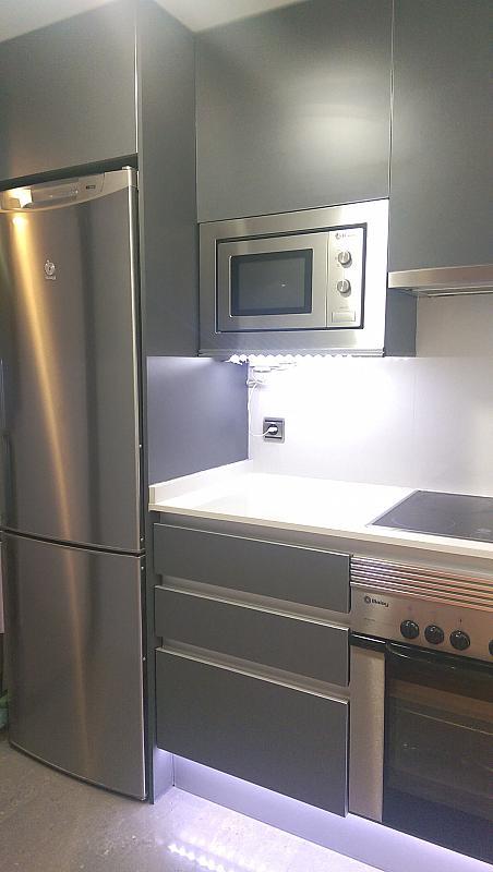 Cocina - Piso en alquiler en calle Ensanche de Vallecas, Ensanche de Vallecas en Madrid - 203854986