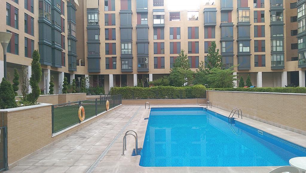 Piscina - Piso en alquiler en calle Ensanche de Vallecas, Ensanche de Vallecas en Madrid - 203855020