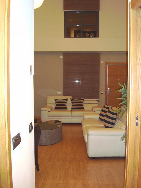 Salón - Piso en alquiler en calle Ensanche de Vallecas, Ensanche de Vallecas en Madrid - 203855036