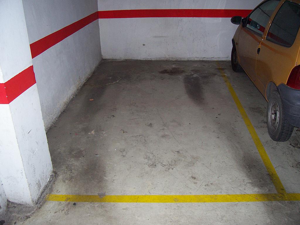Garaje en alquiler en calle Estacion, Barrio Jesús en Zaragoza - 244237421