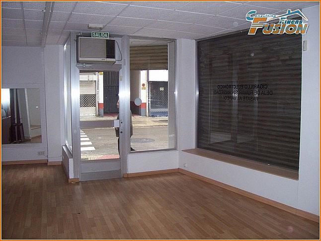 Local comercial en alquiler en calle Garcia Arista, Arrabal en Zaragoza - 175372853