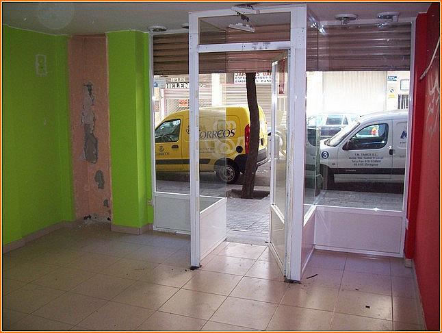 Local comercial en alquiler en calle Garcia Arista, Arrabal en Zaragoza - 194547585