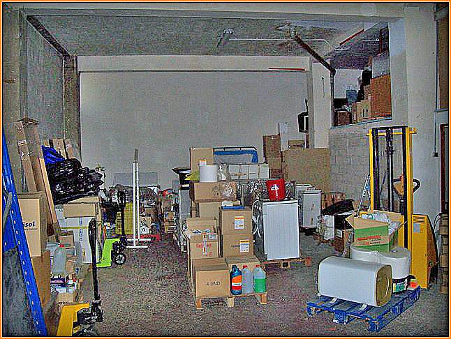 Local en alquiler en calle Almadieros del Roncal, Arrabal en Zaragoza - 227894791