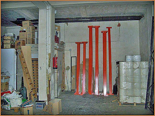 Local en alquiler en calle Almadieros del Roncal, Arrabal en Zaragoza - 227894793