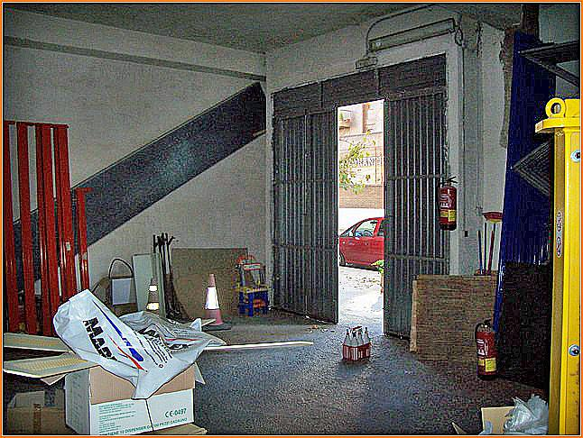 Local en alquiler en calle Almadieros del Roncal, Arrabal en Zaragoza - 227894813