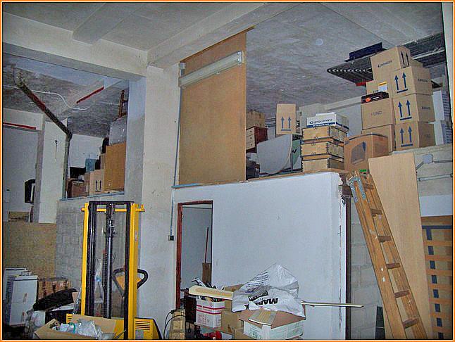 Local en alquiler en calle Almadieros del Roncal, Arrabal en Zaragoza - 227894817