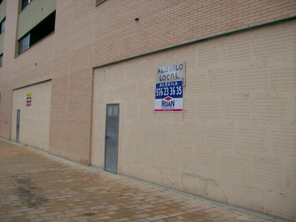 Local en alquiler en calle Arnal Cavero, Barrio Jesús en Zaragoza - 13557632
