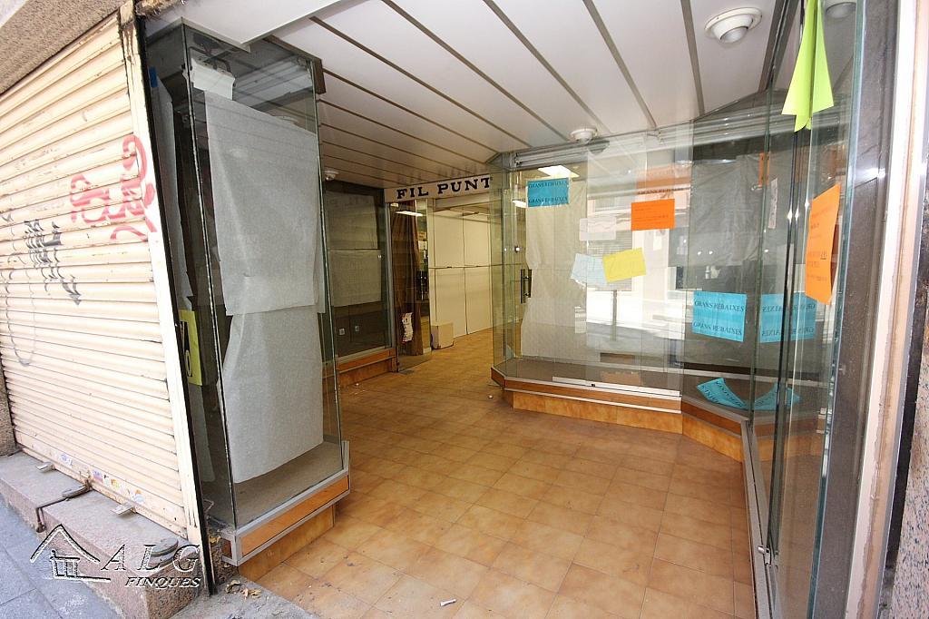 ESCAPARATE - Local en alquiler en calle Calderon de la Barca, El Carmel en Barcelona - 196451266