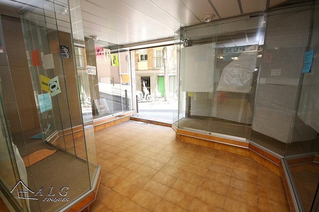 ESCAPARATE2 - Local en alquiler en calle Calderon de la Barca, El Carmel en Barcelona - 196451272