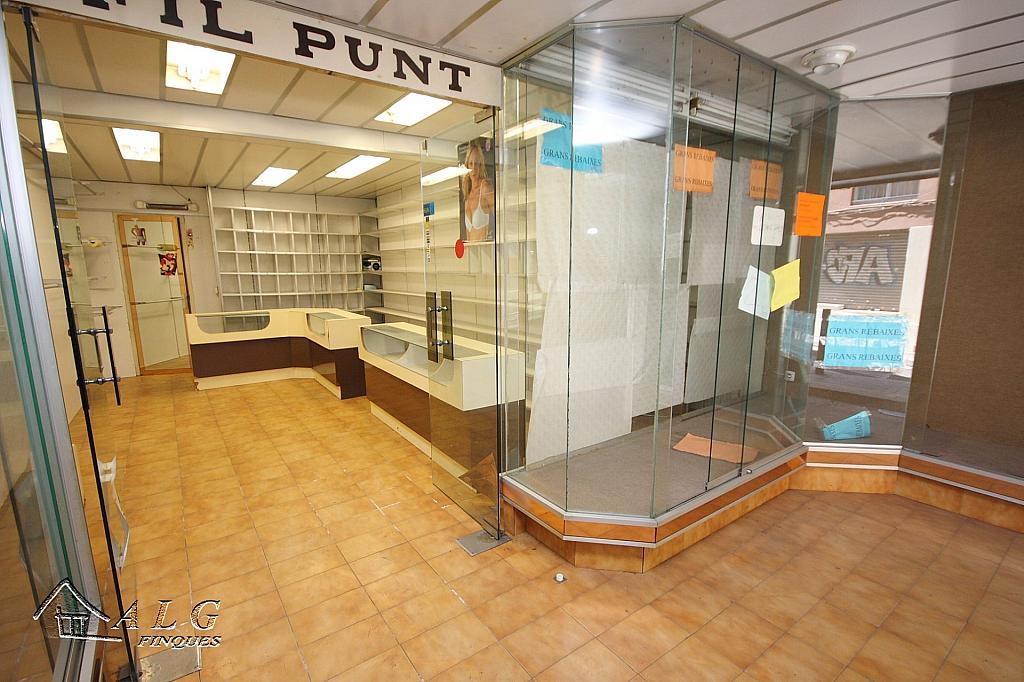 ESCAPARATE 1 - Local en alquiler en calle Calderon de la Barca, El Carmel en Barcelona - 223319897