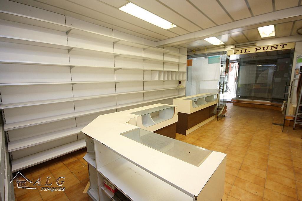 TIENDA1 - Local en alquiler en calle Calderon de la Barca, El Carmel en Barcelona - 223319906