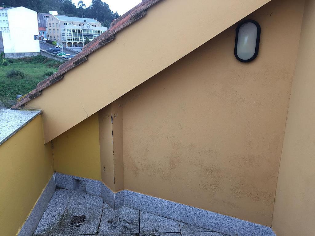 Ático en alquiler en calle Médico Faustino Pazos, Arteixo - 343466818