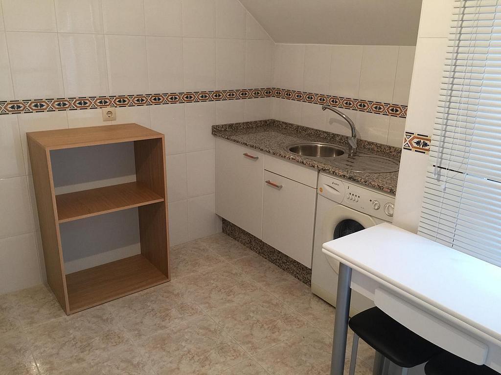 Ático en alquiler en calle Médico Faustino Pazos, Arteixo - 343466921