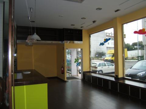 Local comercial en alquiler en travesía De Arteixo, Arteixo - 47076120