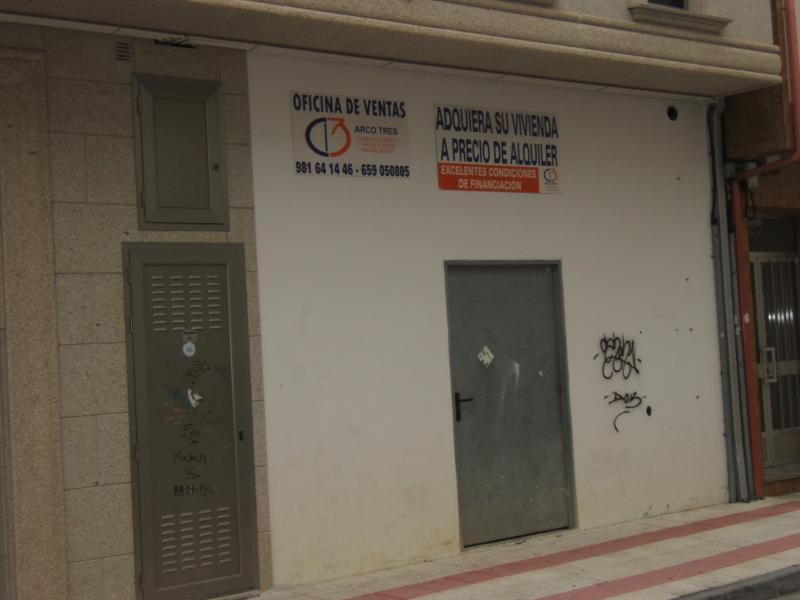Local en alquiler en calle Ría de Pontevedra, Arteixo - 53538653