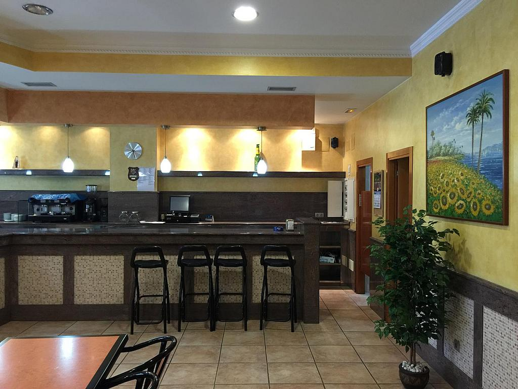 Bar en alquiler en calle De Los Bosques, Arteixo - 295767054
