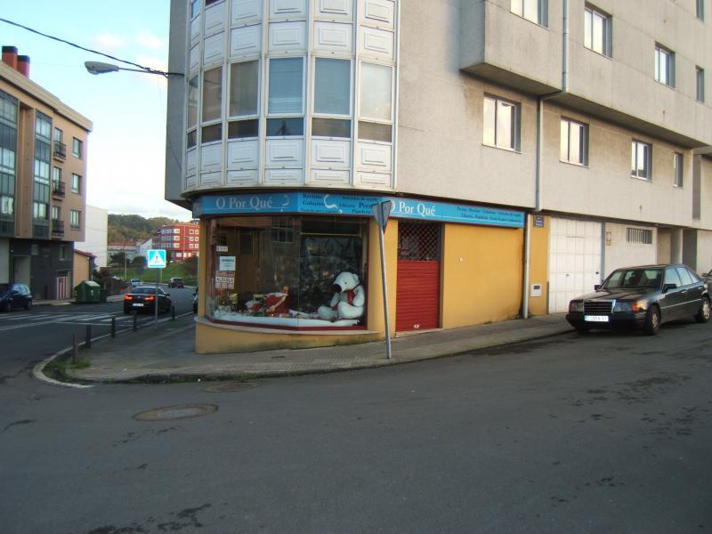 Fachada - Local comercial en alquiler en calle Torrente Baallester, Arteixo - 105442756