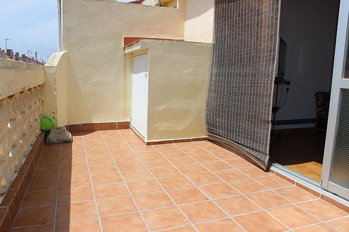 Ático en alquiler en Barrio Maritimo  en Altafulla - 282775045