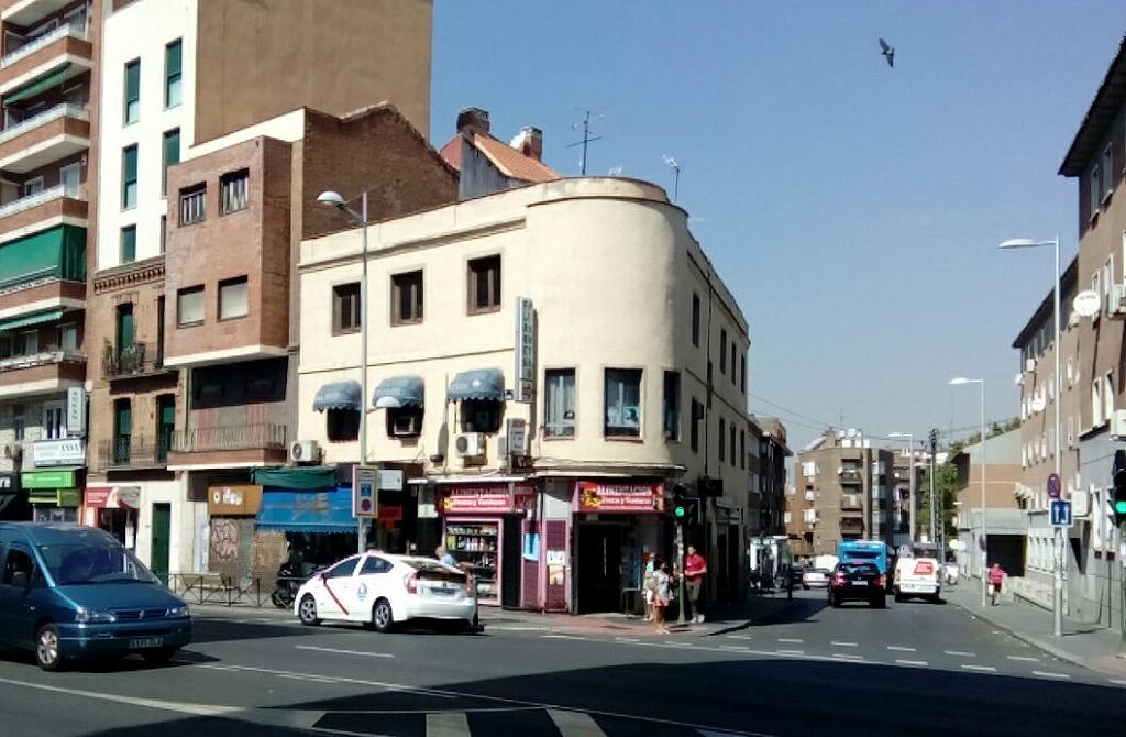 Fachada - Oficina en alquiler en calle Pinos Alta, Valdeacederas en Madrid - 321235807