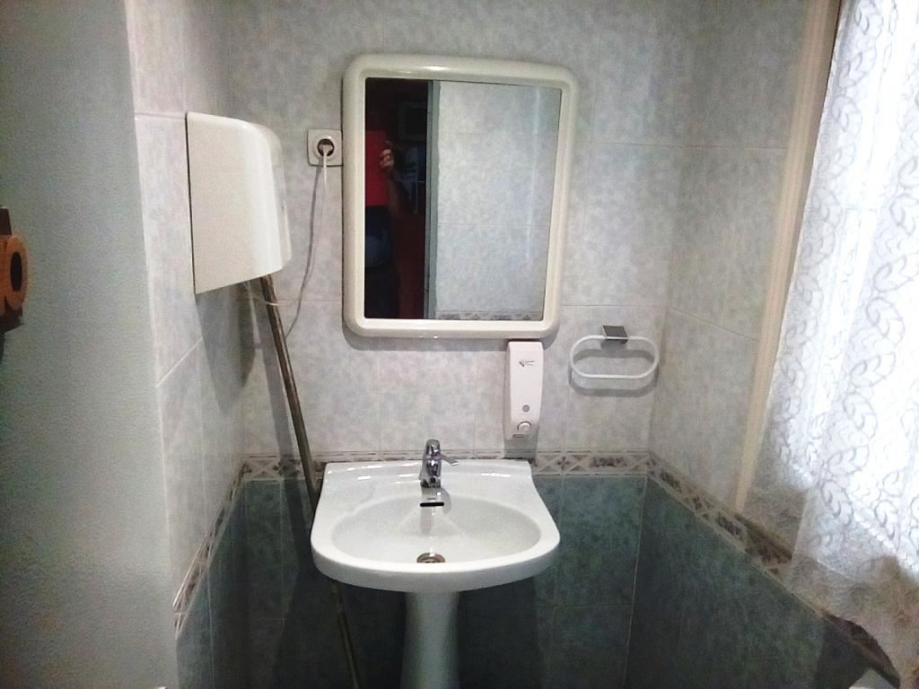 Baño - Oficina en alquiler en calle Pinos Alta, Valdeacederas en Madrid - 321235822