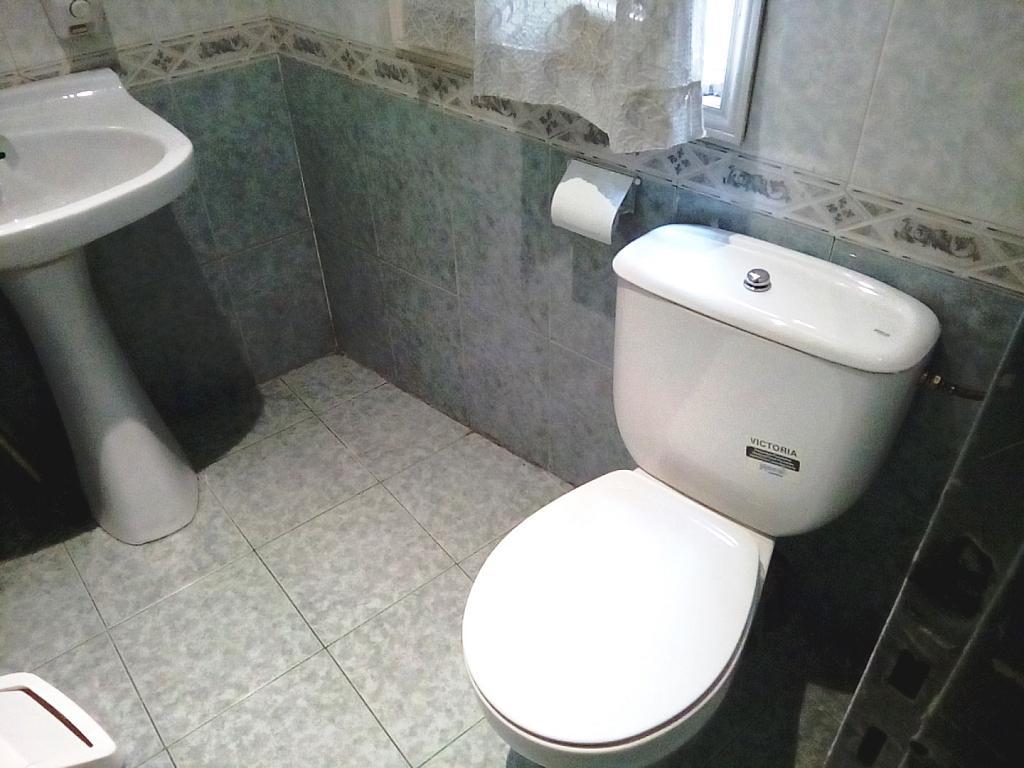 Baño - Oficina en alquiler en calle Pinos Alta, Valdeacederas en Madrid - 321235824