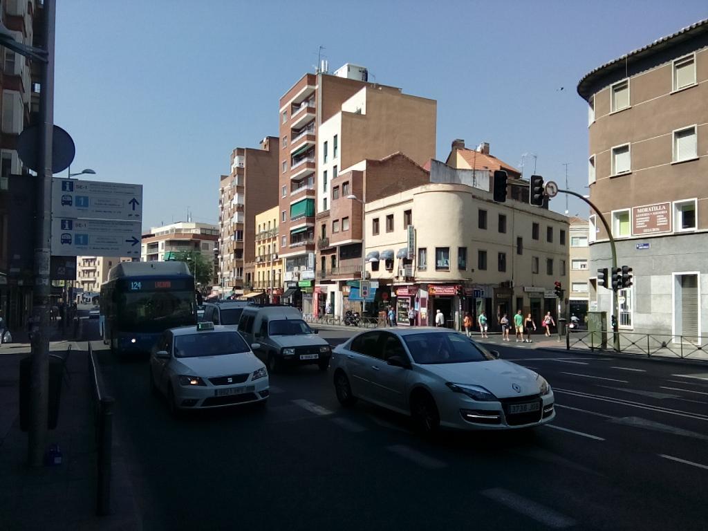 Entorno - Oficina en alquiler en calle Pinos Alta, Valdeacederas en Madrid - 321235829