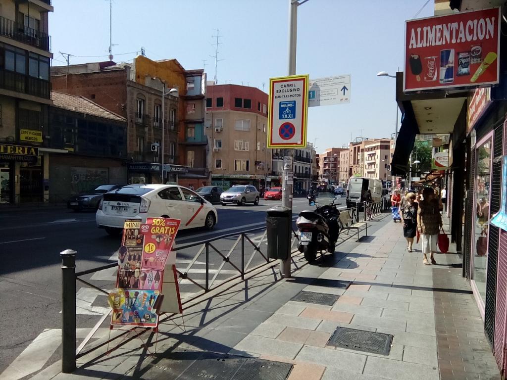 Entorno - Oficina en alquiler en calle Pinos Alta, Valdeacederas en Madrid - 321235831
