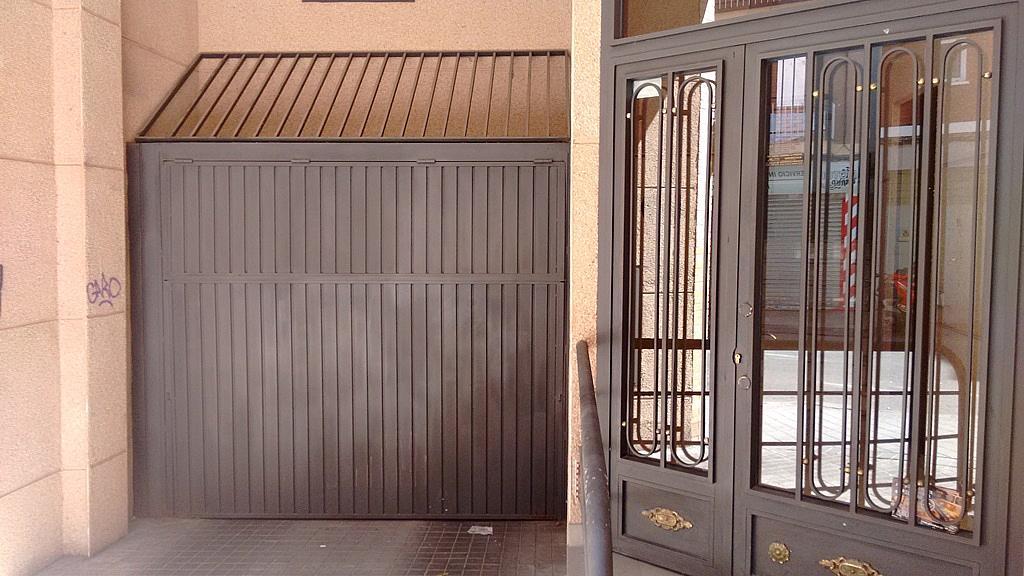 Vestíbulo - Garaje en alquiler en calle Nuestra Señora del Carmen, Berruguete en Madrid - 322534660