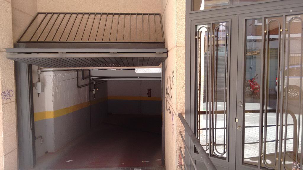 Vestíbulo - Garaje en alquiler en calle Nuestra Señora del Carmen, Berruguete en Madrid - 322534665