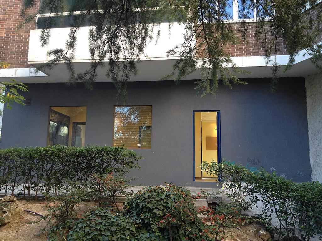 Fachada - Local comercial en alquiler en calle Oña, Valdebebas - Valdefuentes en Madrid - 219576068