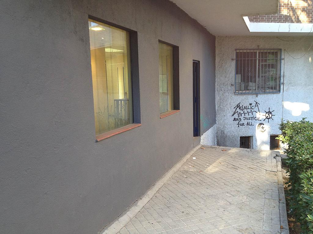 Fachada - Local comercial en alquiler en calle Oña, Valdebebas - Valdefuentes en Madrid - 219576081